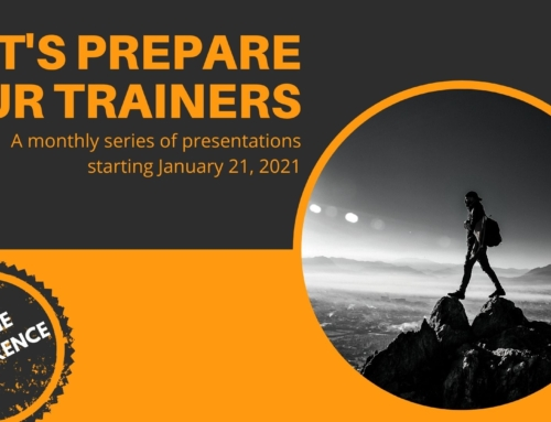 Let's PREPARE our Trainers – online Conference!